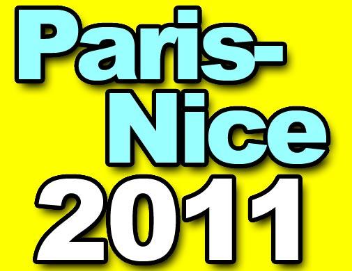 Paris-Nice 2011 logo