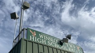 Winslow Township High School in Camden County, NJ recently installed sound systems for both its outdoor stadium and indoor gymnasium using Biamp's Community R SERIES loudspeakers.