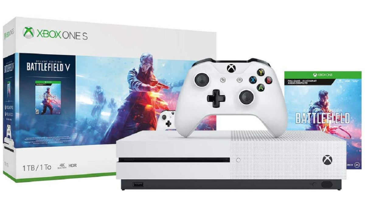 Get an Xbox One S and Battlefield 5 for $219, just in time for Christmas