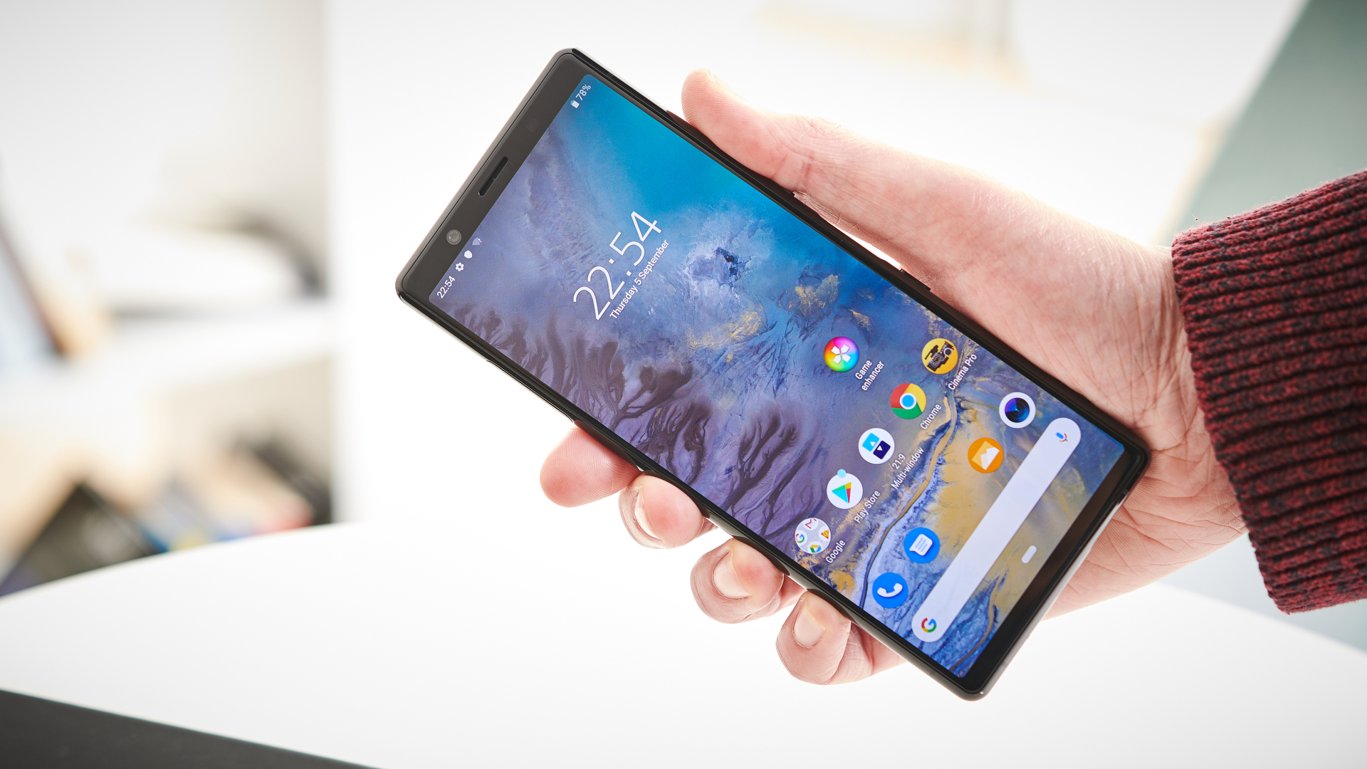 Sony Xperia 5 Plus Leaked Renders And Specs Suggest It S The Company S Next Flagship Techradar