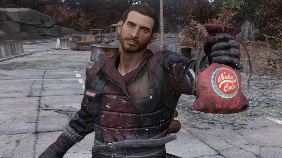 The biggest things Fallout 76 players are trading with each