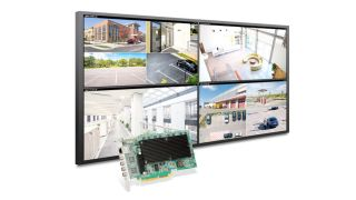 Matrox Graphics has begun shipping a fanless cooling version of its highest-density 4K IP decode and display card.