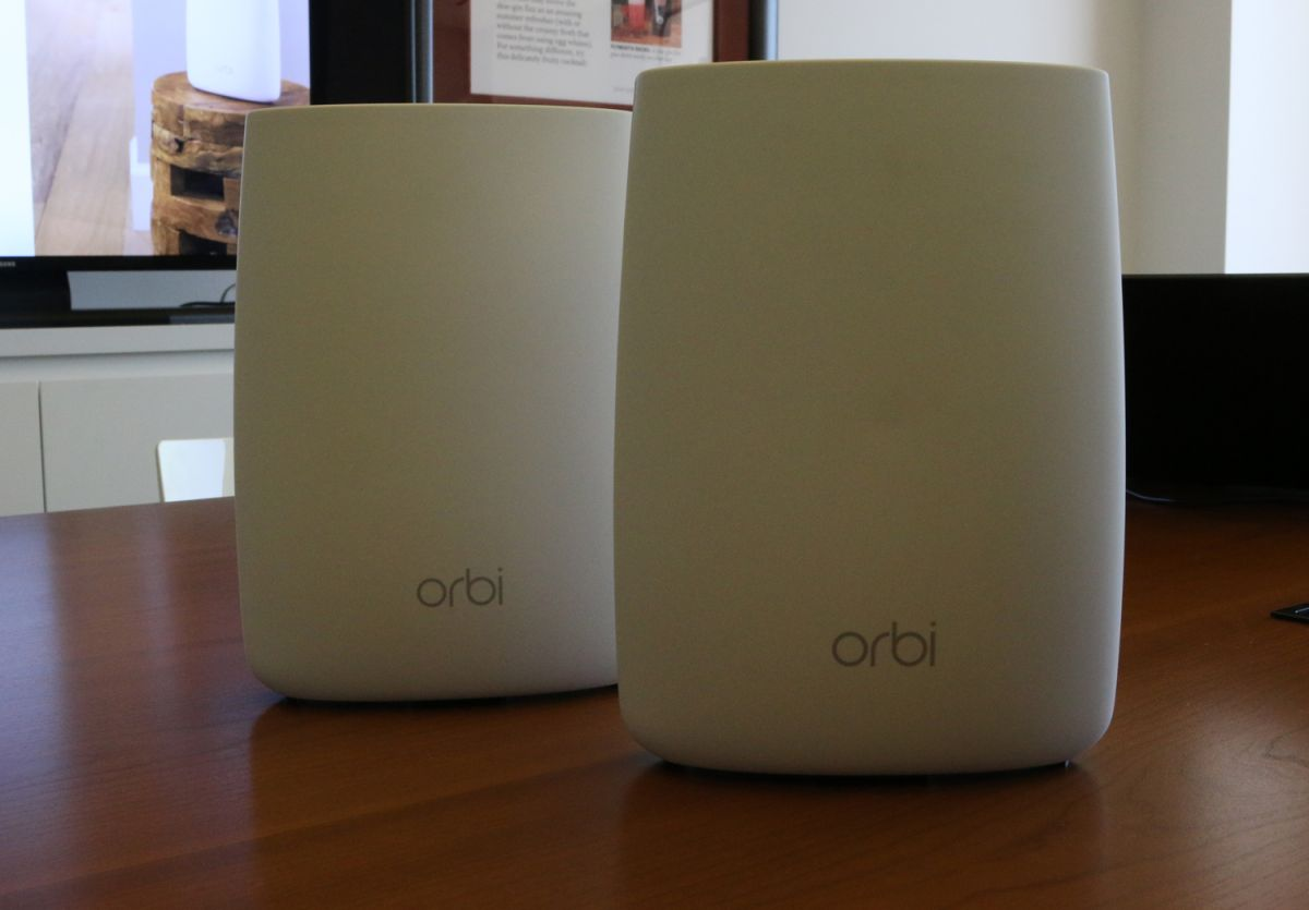 Netgear Orbi Spreads Wi-Fi Through Every Inch Of Your Home