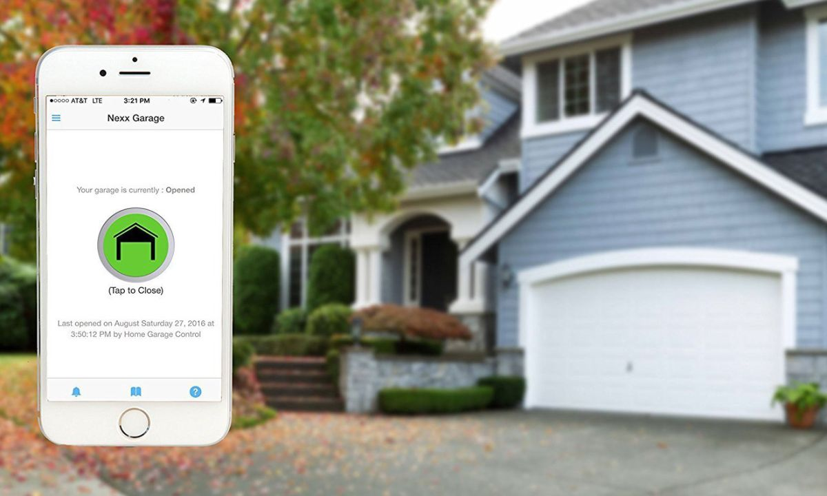 Best Smart Garage Door Openers 2019 - Alexa, Homekit & Wi-Fi
