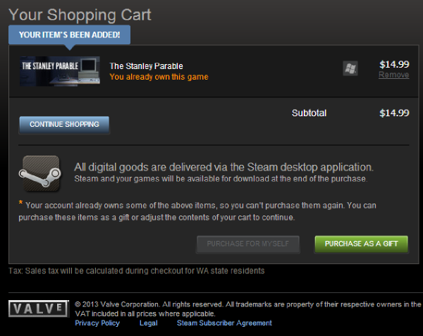 How to Give a Steam Online Game for Christmas   Tom's Guide