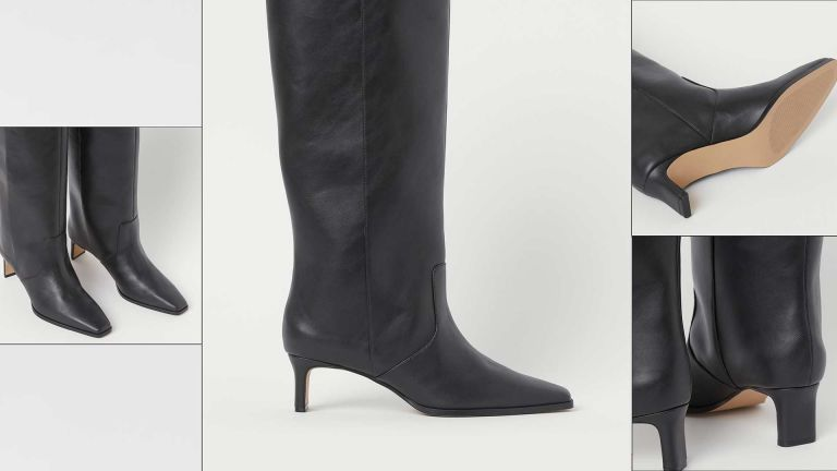 Chic H&M boots