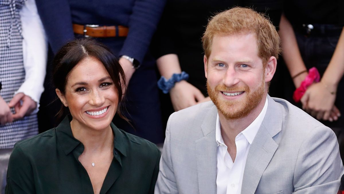 Here's how Prince Harry has been supporting Meghan Markle during her pregnancy