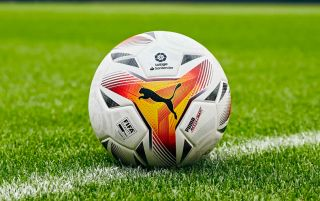 Check out the Puma Accelerate 2 ball, to be used for the 2021/22 ...