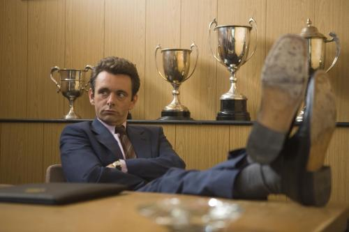 The Damned United - Michael Sheen as legendary English football manager Brian Clough