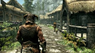 Skyrim 60fps mod for PS5