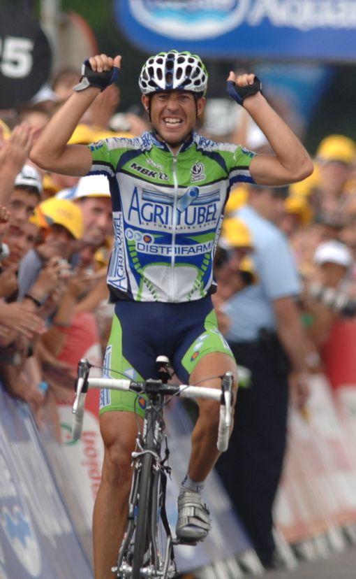Juan Miguel Mercado stg 10 2006 Tour