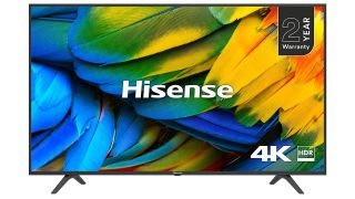Grab this 43-inch 4K Hisense TV for just £255 on Amazon Prime Day