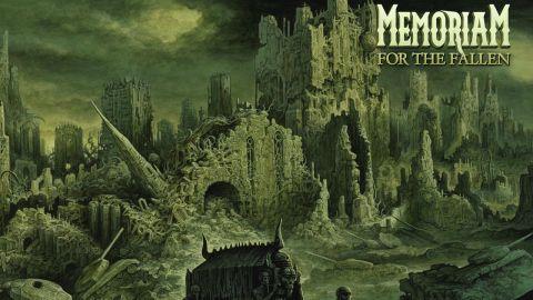 Cover art for Memoriam - For The Fallen album