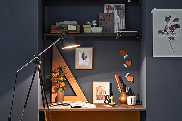 alcove office diy by laura crombie november 01 2018 an alcove office how to create an real homes
