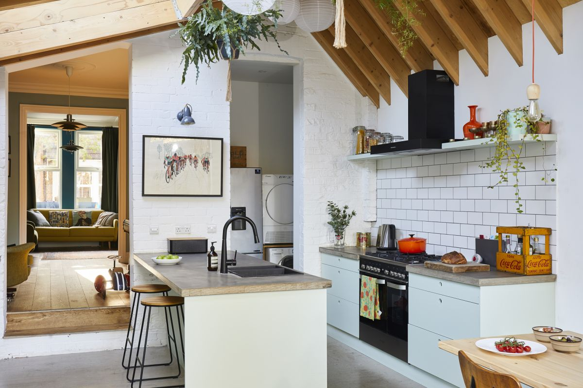 How much does a kitchen extension cost real homes - How much does a kitchen designer cost ...