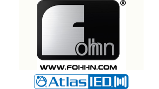 Fohhn Audio Adds AtlasIED as North American Distributor