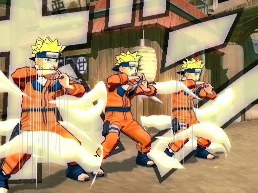 Namco Announces Naruto: Ultimate Ninja 3 #452