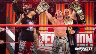 Impact Wrestling Pluto TV