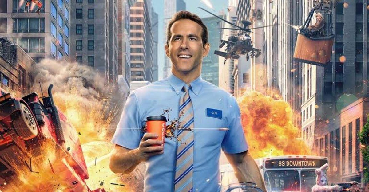Upcoming film Free Guy stars Ryan Reynolds as a rogue NPC stuck in a GTA-style game