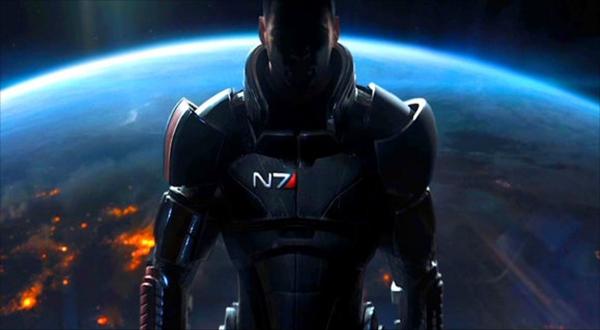 Mass Effect Andromeda Shepard