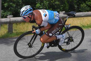 French talent Benoît Cosnefroy (AG2R La Mondiale)