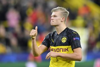Erling Haaland S Father Says His Son Enjoys Playing With Real Madrid S Martin Odegaard Fourfourtwo
