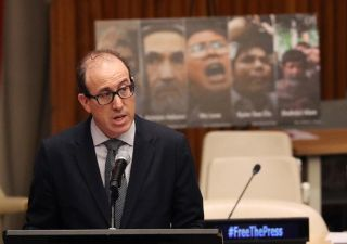 CPJ Executive Director Joel Simon will exit at year's end