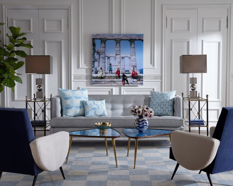 How to work with an interior designer Jonathan Adler