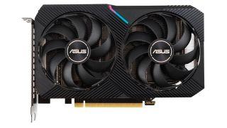Dual GeForce RTX 3060 OC Edition