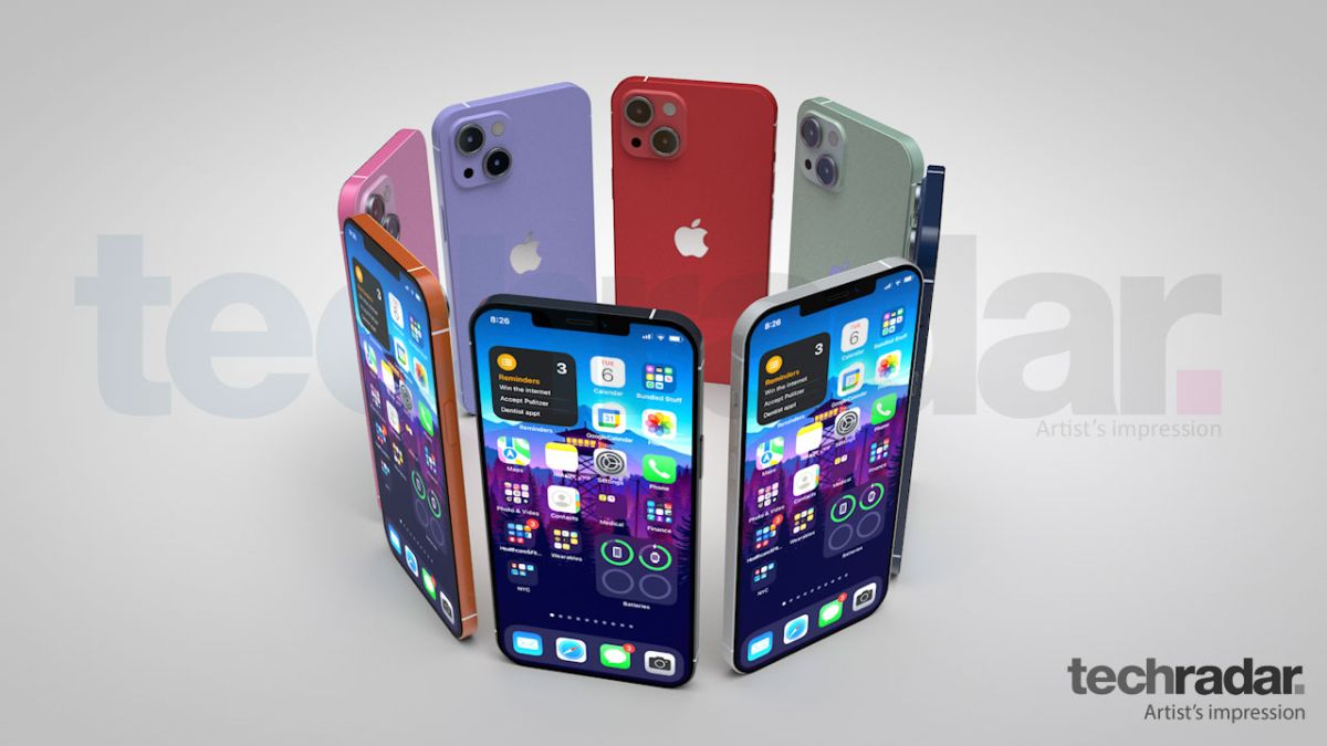 Ny iPhone 13-rapport backar upp rykten om en Always-On-skärm