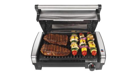 Hamilton Beach 25361 Indoor Grill review