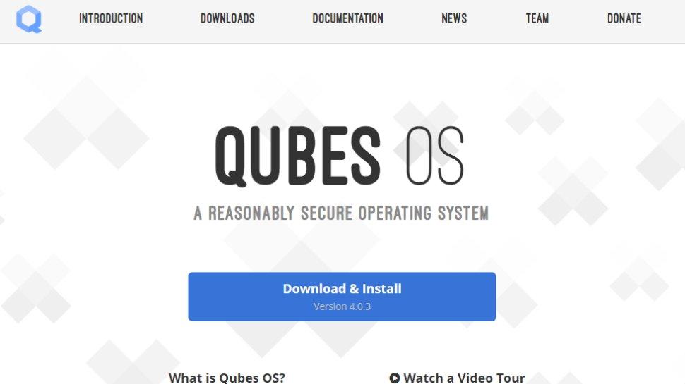 Qubes OS
