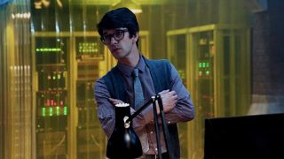 Ben Whishaw in No Time to Die