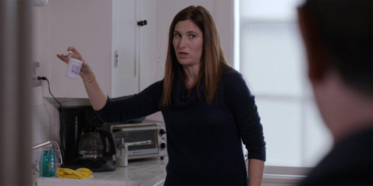 Kathryn Hahn as Eleanor Horstweil in Brooklyn Nine-Nine