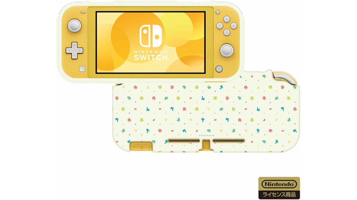 Animal Crossing New Horizons gets officially-licensed Switch and Switch Lite accessories from Hori