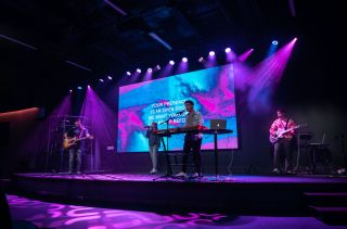 Digital Projection's Radiance LED Brings New Life to Liberty Square Church