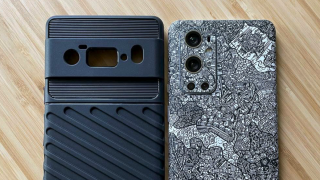 Google Pixel 6 case listed on Amazon seems to confirm huge camera bump