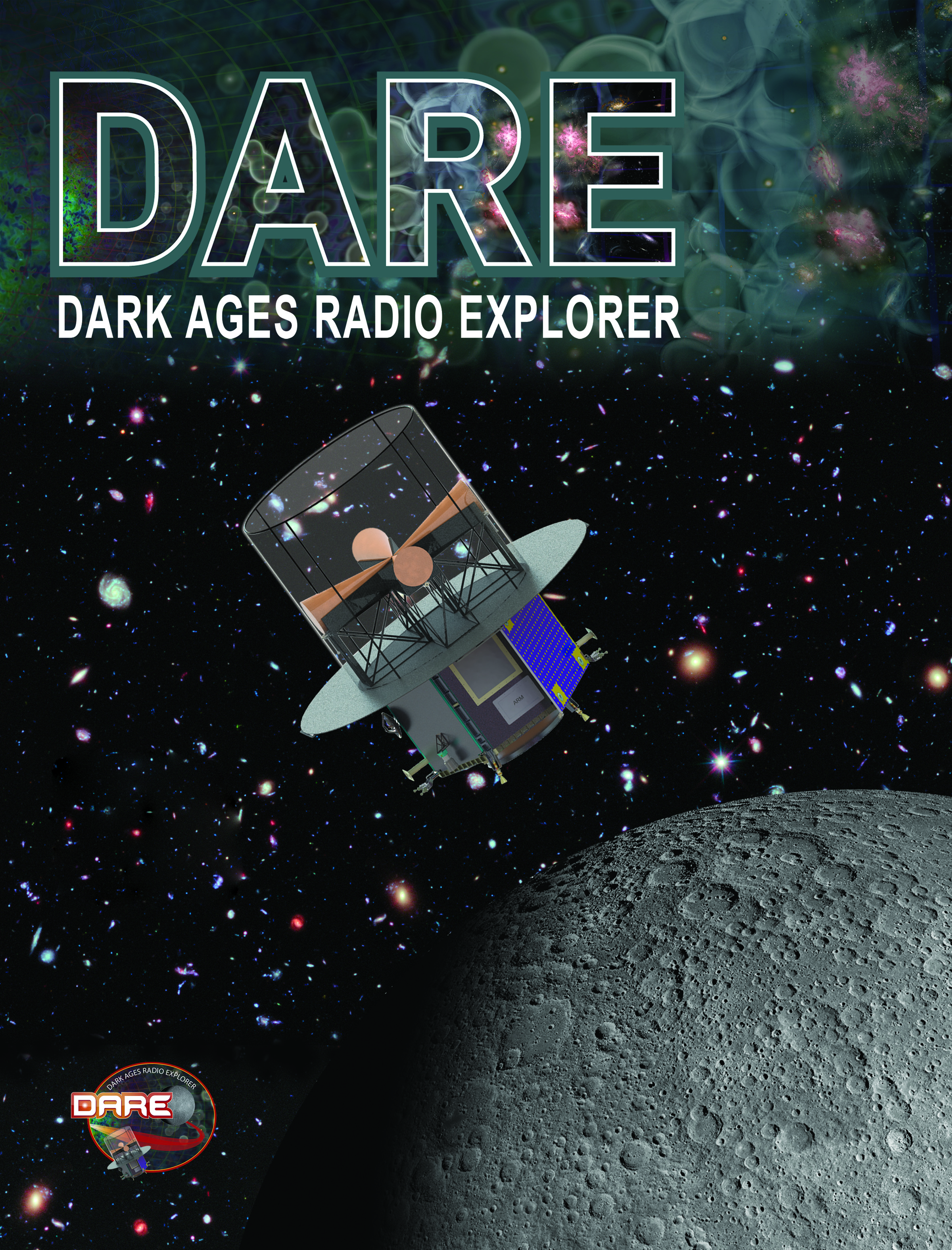 Far Side Astronomy: Orbiting Telescope Would Use Moon as