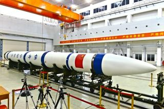 China Aerospace Science and Industry Corp. (CASIC) has created a commercial-launch venture, called Expace Technology Co., to market the solid-fueled Kuaizhou rocket globally. The company expects to make 10 launches per year between 2017 and 2020.