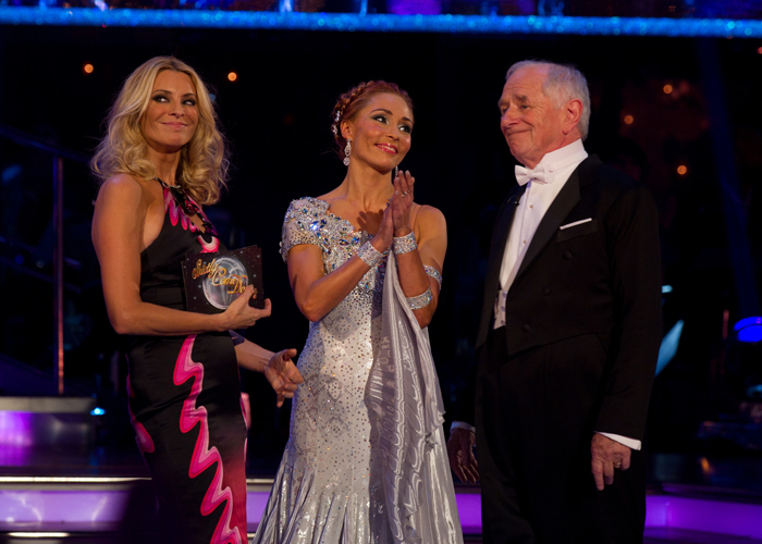 Strictly Come Dancing: Johnny Ball first to leave