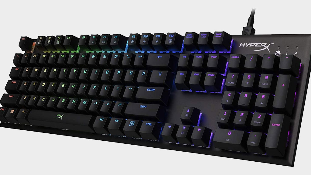 This mechanical gaming keyboard that can charge your smartphone is just $65