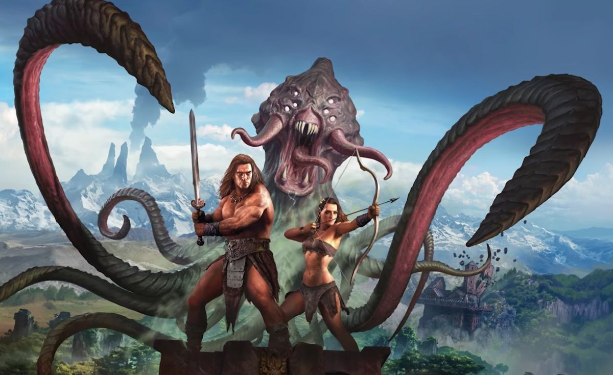 Conan Exiles' director talks Early Access development, the future of the survival genre and dong sliders