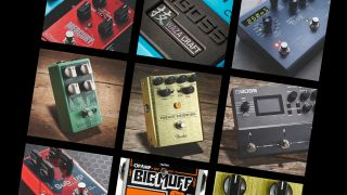 Best guitar effects pedals: our pick of effects in every pedal category