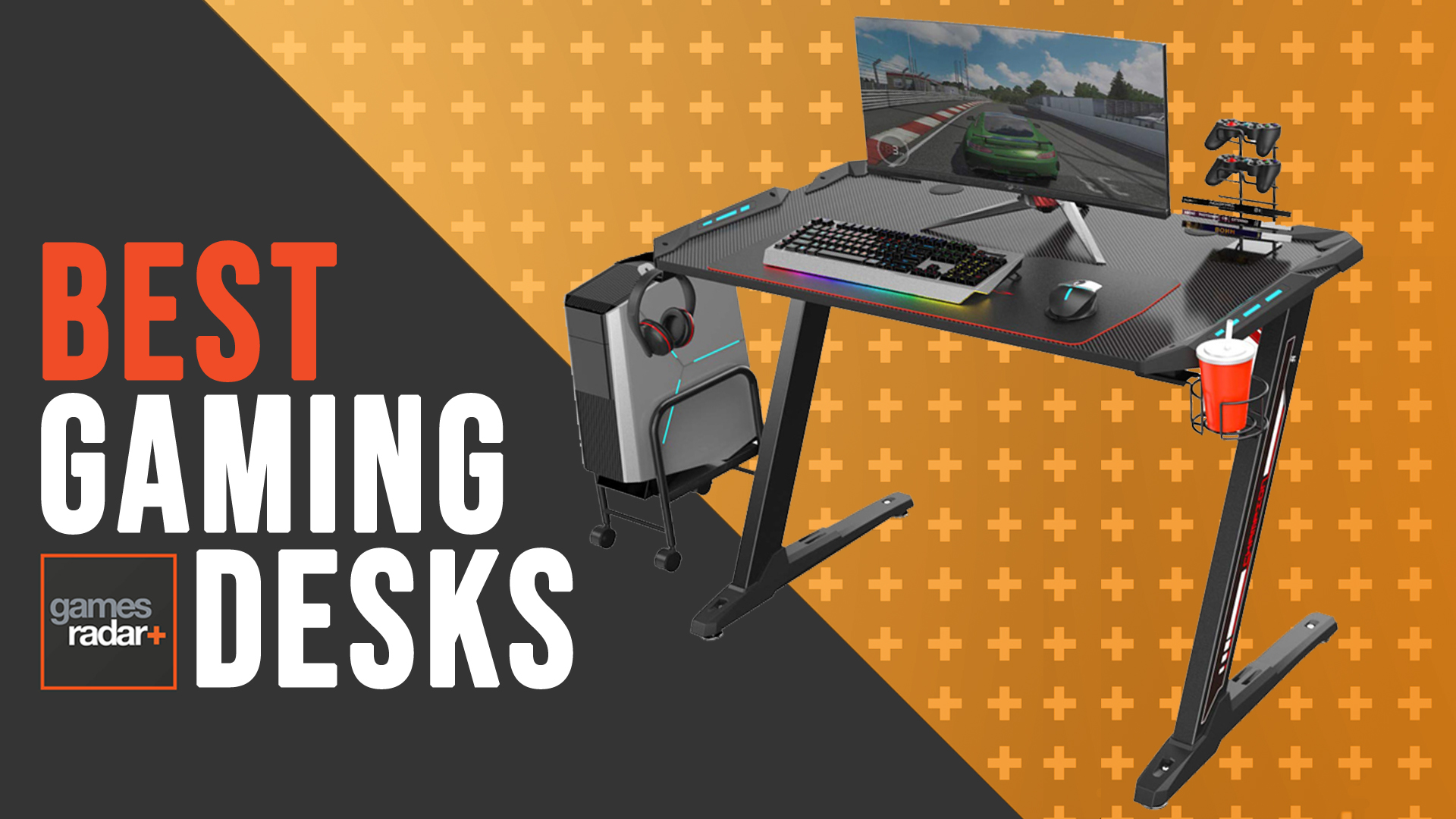 Picture of: The Best Gaming Desks For 2020 Gamesradar