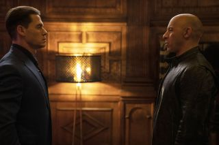 John Cena and Vin Diesel face off in Fast & Furious 9