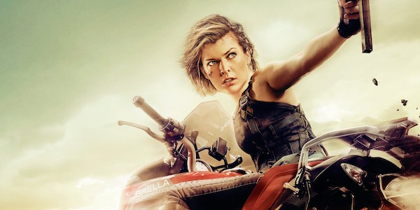 Resident Evil The Final Chapter Movie Clip Alice Awakes: Milla Jovovich Says Resident Evil Stunt Accident Was A