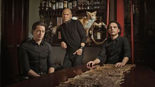 A press shot of Danko Jones