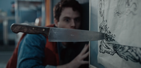 Knives are out in 'Vicious Fun.'