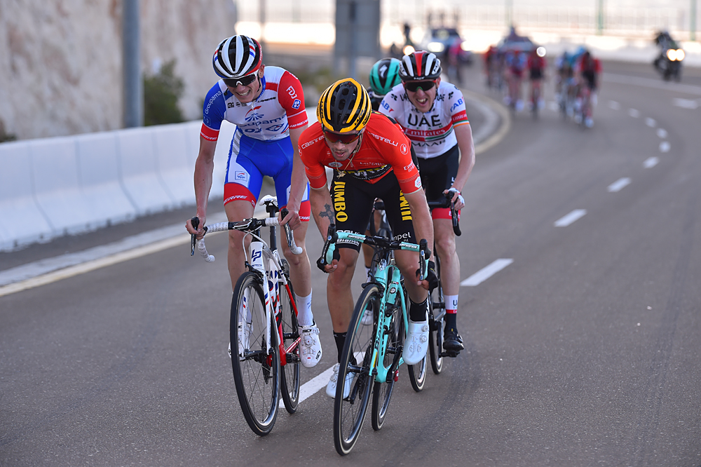 Gaudu continues strong start to season at UAE Tour | Cyclingnews