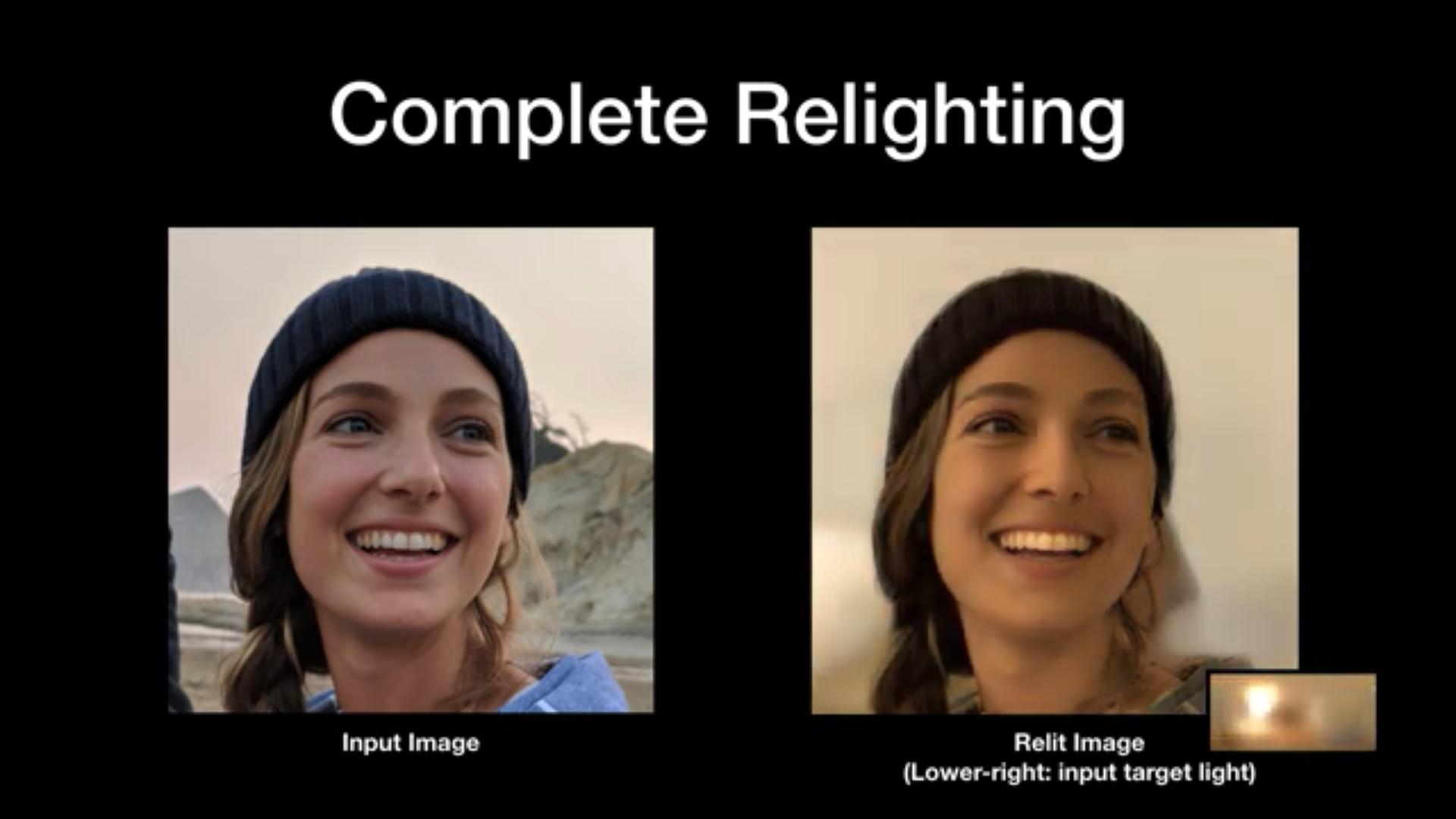 "Researchers develop an AI that can ""relight"" portraits post-capture | Digital Camera World"